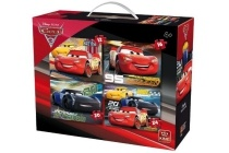 disney 4 in 1 puzzel cars