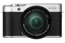 fujifilm x a10 16 50mm objectief systeemcamera
