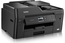 brother 4 in 1 a3 business inkjetprinter mfc j6530dw