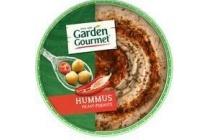 garden gourmet hummus