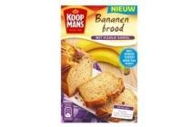 koopmans mix bananenbrood