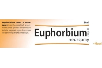 euphorbium neusspray