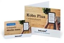 kobo plus cadeaukaart 3 maanden