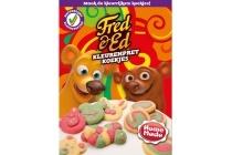 fred en ed kleurenpret koekjes