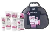 therme saigon pink lotus beautycase