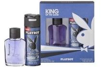 playboy king of the game geschenkset