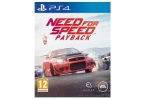 need for speed payback of playstation 4