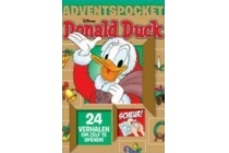 donald duck advents pocket