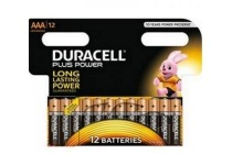 duracell plus power 12 stuks