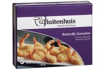 buitenhuis butterfly garnalen