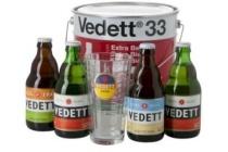 vedett paint bucket met glas