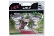 calex led gu10 voordeelverpakking 3 stuks