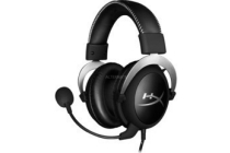 hyperx cloud silver headset zilver