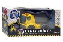 r c silverlit builder truck