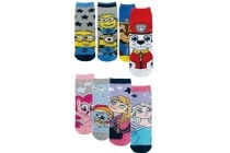 kinder 2 pack sokken met antislip