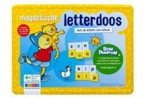 rompompom letter of rekendoos
