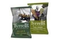 tyrrells ambachtelijke chips