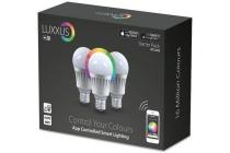 nikkei luxxus smart startpakket 3x e27