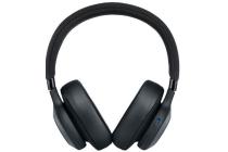 jbl draadloze hoofdtelefoon e65bt zwart