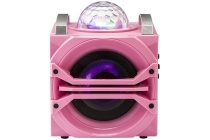 wonky monkey disco party speaker roze