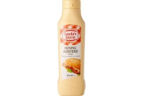 honing mosterd saus