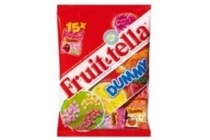 fruittella mini dummy