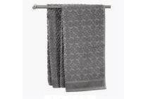 kronborg handdoek stidsvig grijs