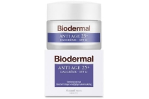 biodermal dagcreme anti age 25