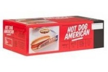 flemmings hot dog american