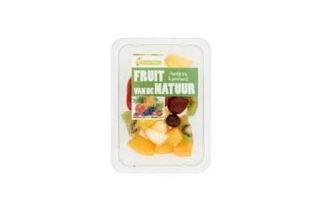 fruitypack vers gesneden fruit