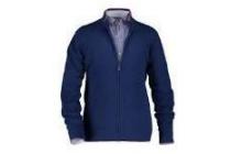 tailor en son vest met knoopsluiting of ritssluiting