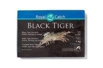 black tiger garnalen