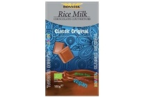 bonvita rijstmelk chocolade
