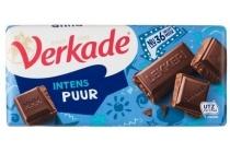 verkade chocoladereep puur