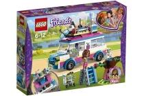 lego friends olivia s missie voertuig 41333
