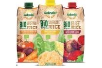 solevita bio groentesap