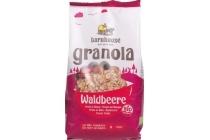 granola barnhouse bosvruchten