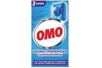 omo wasmachine reiniger