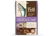 sam s field natural snack skin en coat
