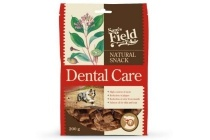 sam s field natural snack dental care
