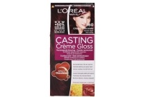 l oreal paris casting creme gloss 360 cherry black haarkleuring