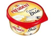 president creme de brie