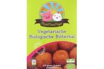 vegetarische bitterbal biologisch