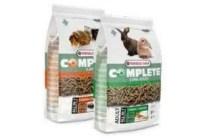 complete konijnen of caviavoeding