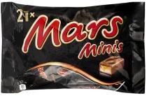 mars chocolade mini s