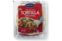 santa maria tortilla original