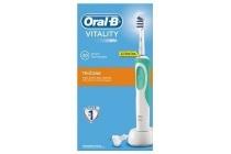 oral b vitality trizone elektrische tandenborstel