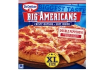 dr oetker big american double pepperoni