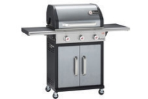 landmann gasbarbecue triton 2 1 silver