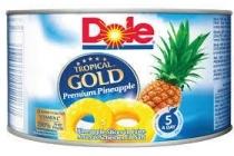 tropical gold ananas